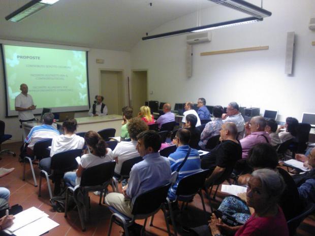 Seconda riunione per la Festa del Volontariato di Cremona 2013