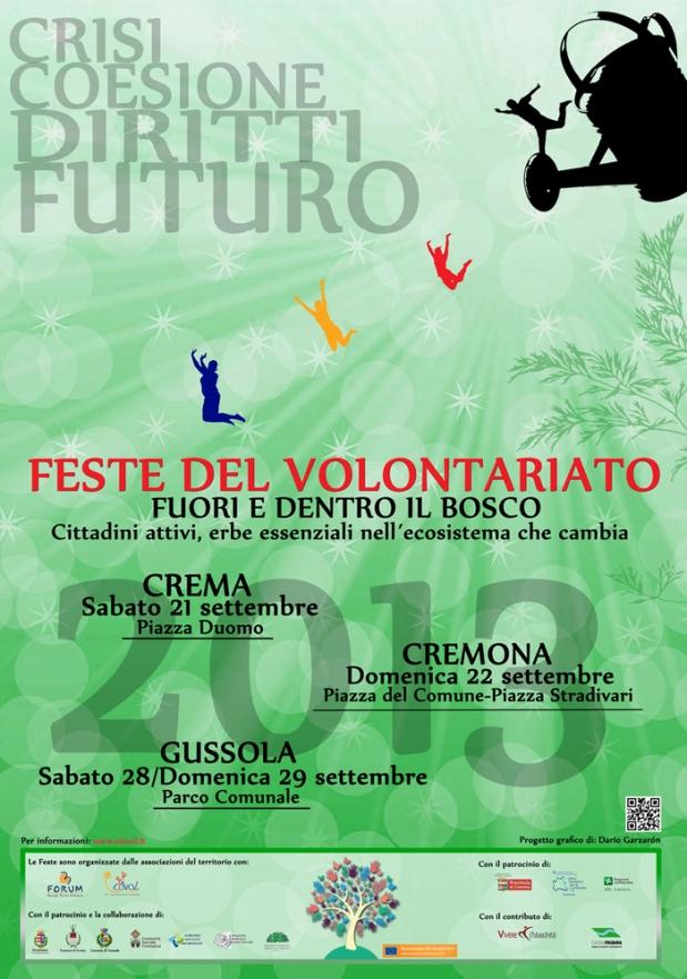 Locandina Festa Volontariato 2013 - low